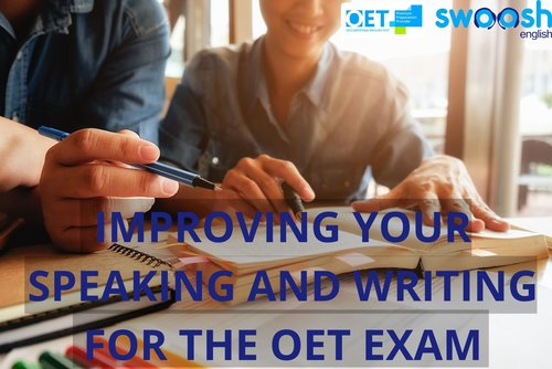 Improving your speaking and writing for the EOT exam small image banner