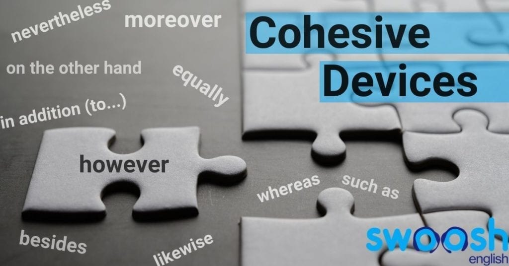 Cohesive devices for IELTS Writing, IELTS Academic Writing