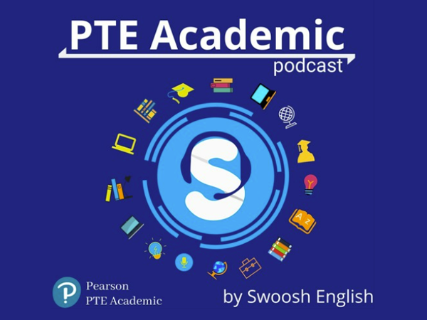 PTE academic podcast